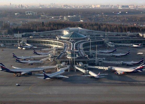 Фотография Аэропорта Шереметьево