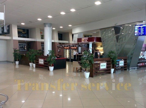 National Airport Minsk | Cafe