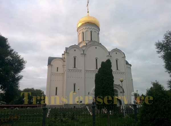 Church of Protection of the Holy Virgin in Minsk
