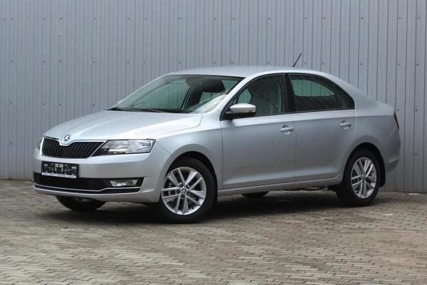 Skoda Rapid - transfer car image